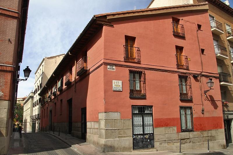 LAS CASAS DE MALICIA DE MADRID (5/6)