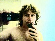 zelfportret Marco Raaphorst