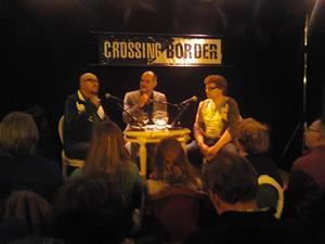 Crossing Border met Leo Blokhuis, Hans Vandenburg en Marco Raaphorst
