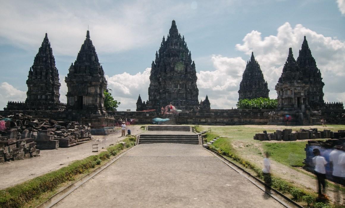 Prambanan Tempel Temple Yogyakarta Jogja Indonesien Indonesia
