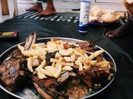Almoço perfeito