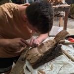 Regala Arte en reyes 2019, Esculturas y cursos de: Modelado, talla en madera o piedra, moldes y poliespan