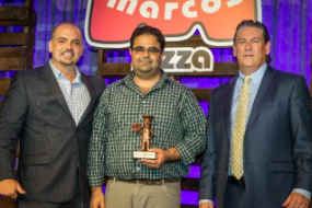 marco's franchisee of the year