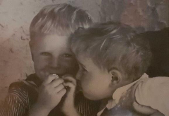 Dieter y Ernesto Schilling