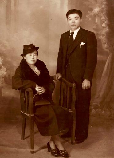 Enrique y Beatriz Kimura
