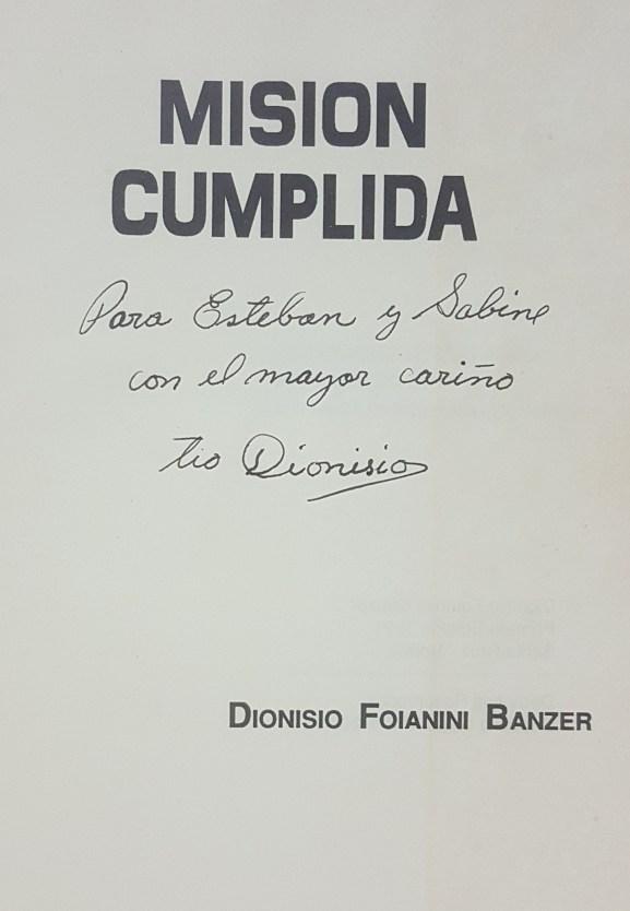 Historias de vida - Esteban Foianini