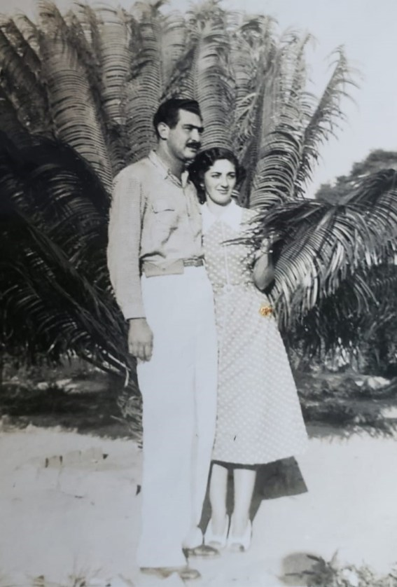 Elena y Mario