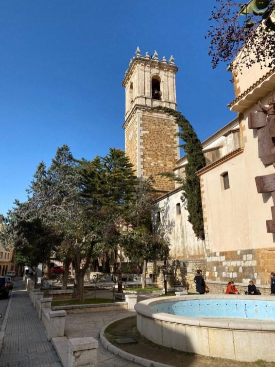 Plaza de Benassal