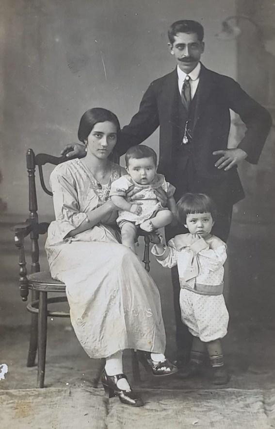 Historias de vida - Familia Roda