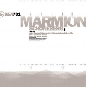 12-Inch Vinyl Marmion - Schöneberg 2003 Part 1