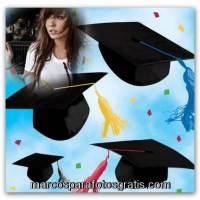 Marcos de graduación para fotos