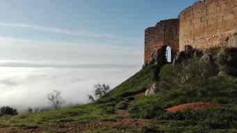 Ruinas del Castillo de Miraflores, Piedrabuena CIUDAD REAL
