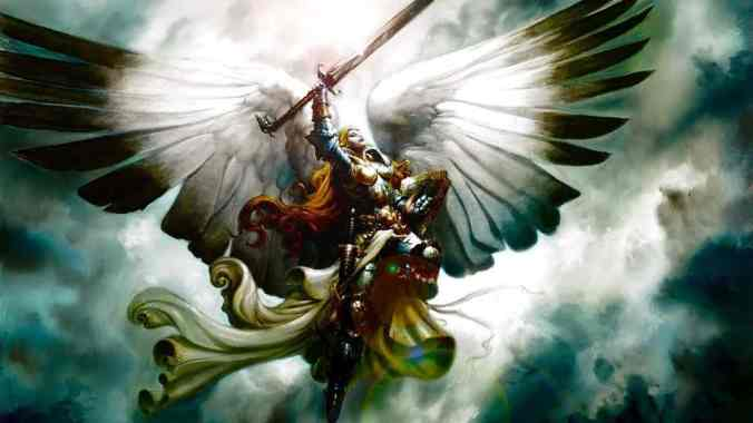 Angel epic