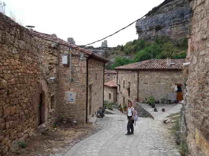 Orbaneja, un encanto detenido en el tiempo.