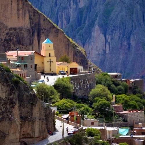 Noroeste Argentino con Bolivia