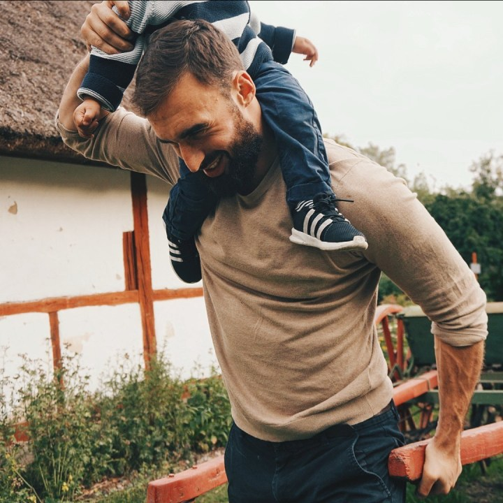 6 ways new dads can make family-life easier