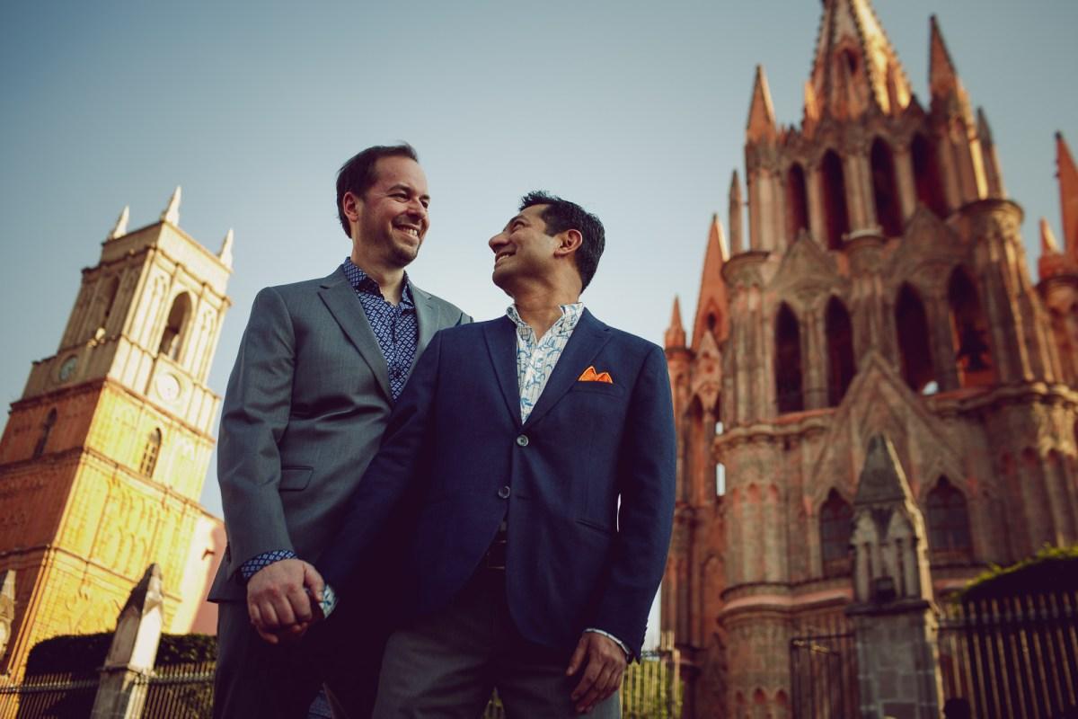 love is fun in San Miguel de Allende marcosvaldés|FOTÓGRAFO®