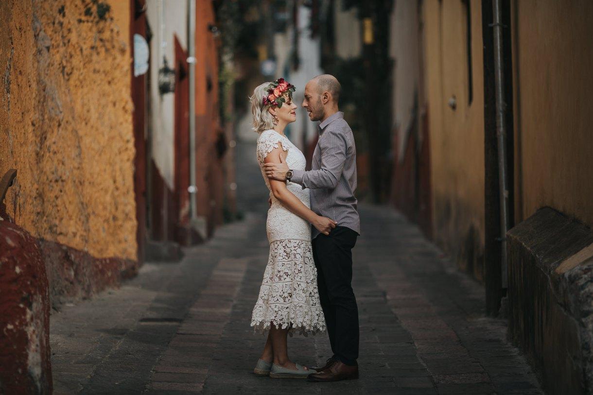 engagement session San Miguel de Allende Katie & Jordan