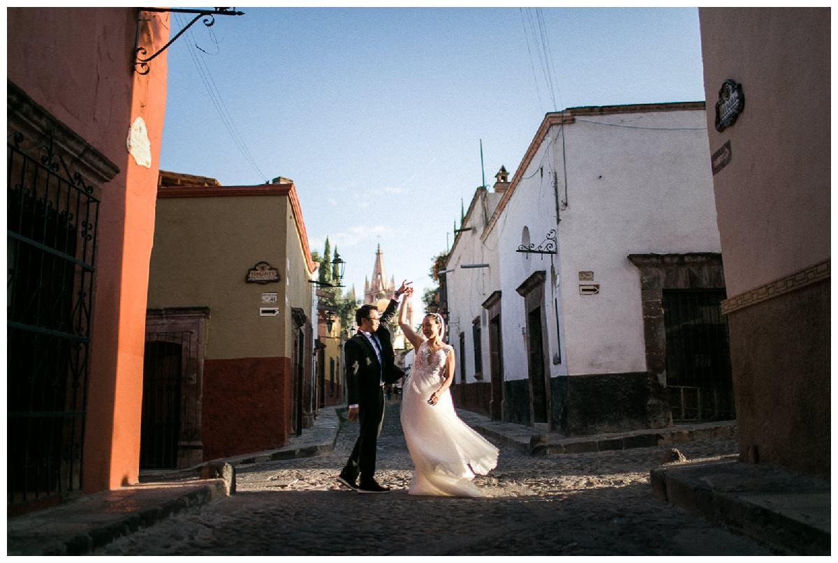 Photographer San Miguel de Allende Trsah The Dress