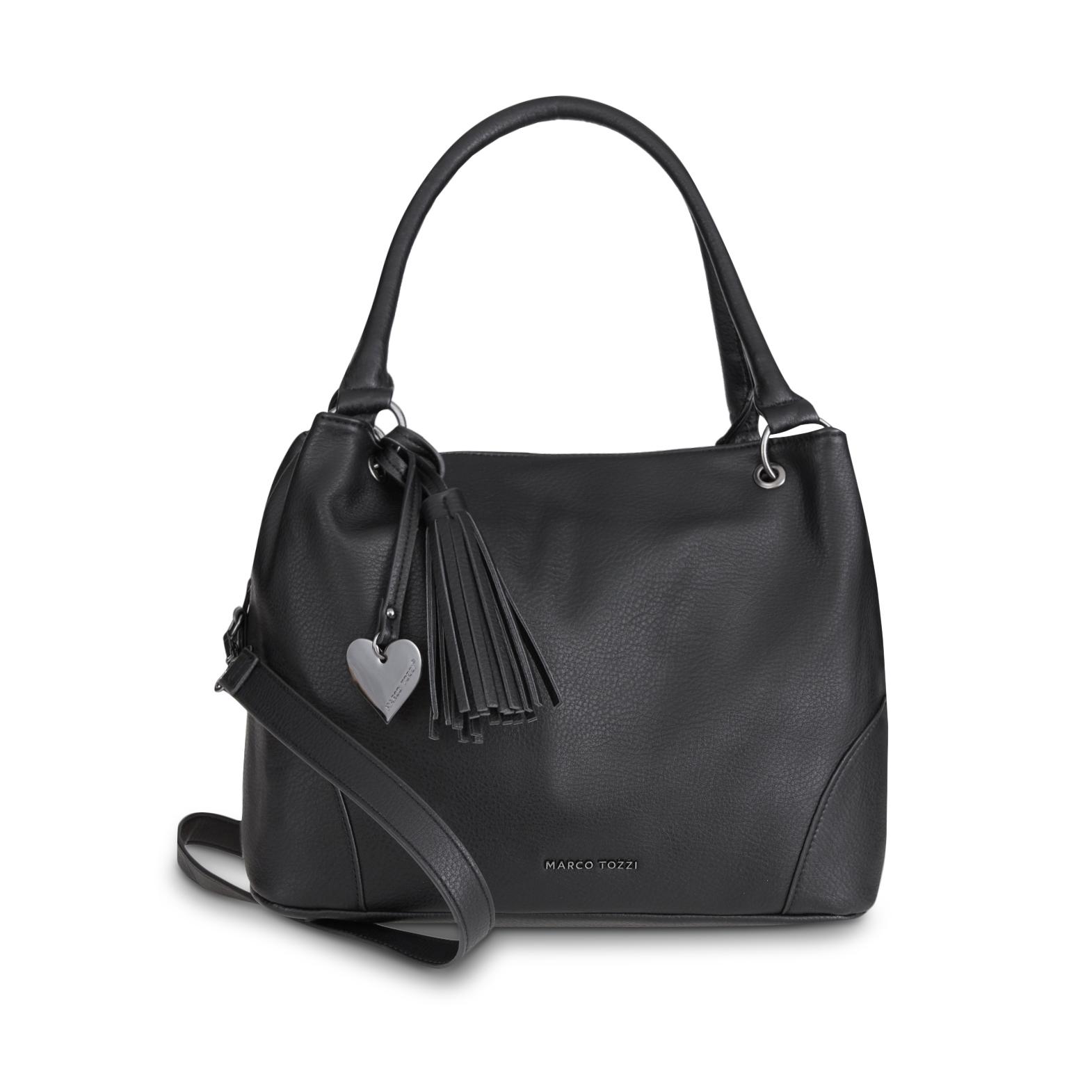 sac a main noir 2 2 61011 23 001 1 buy sacs a main from marco tozzi online