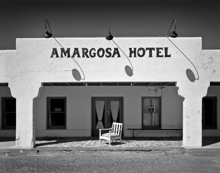 Amargosa Hotel, Death Valley Junction, CA