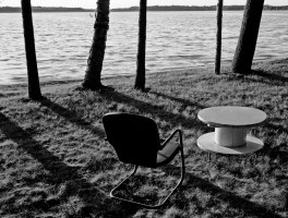 Lakeside Chair and Table