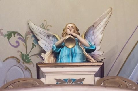 All Saints Catholic Church - Copyright © Nick Winkworth