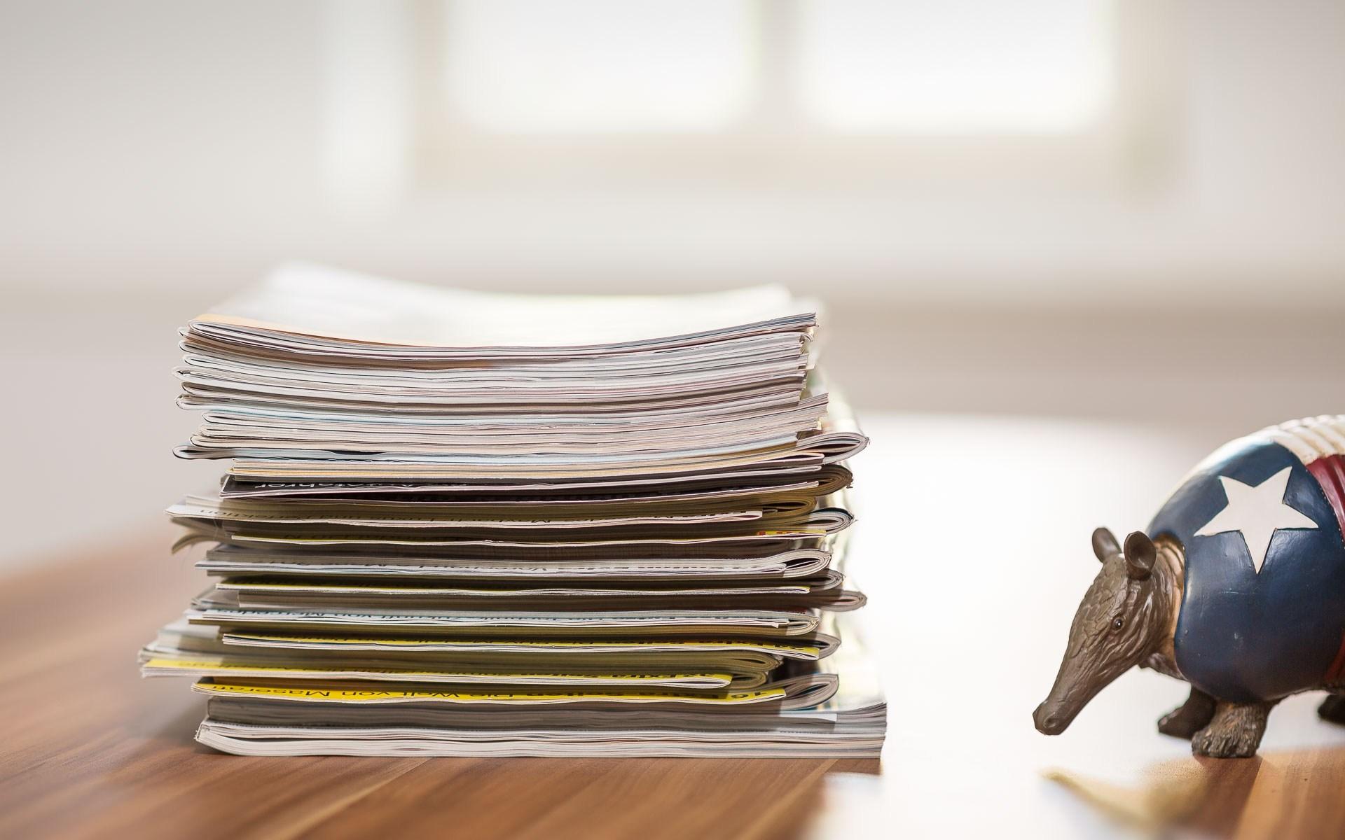 Tätigkeitsspektrum, Anwendungen der redaktionellen Dienstleistungen