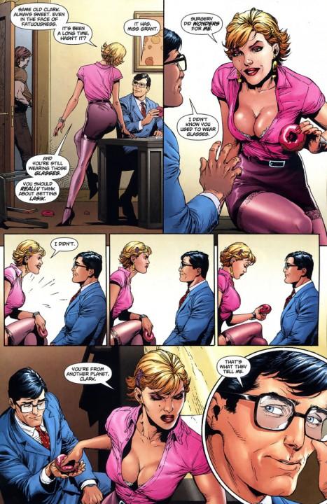 Páxina 5 de Action Comics número 866