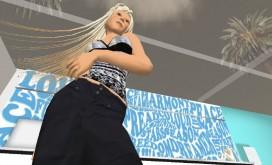 Bershka en Second Life