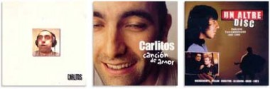 CDs de Carlitos