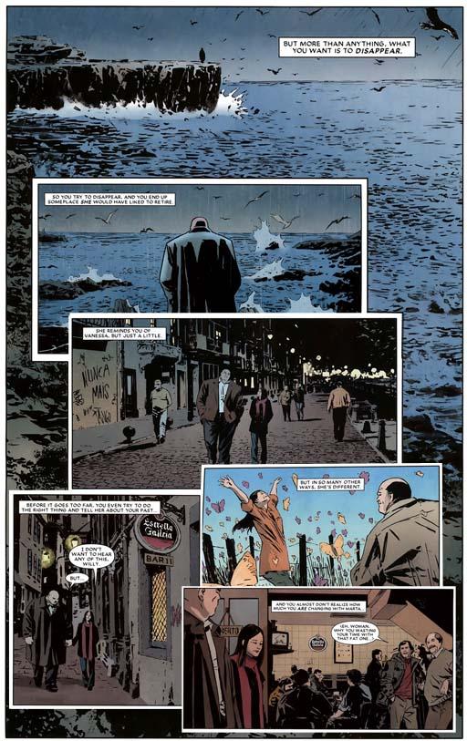 Daredevil 116 - collage