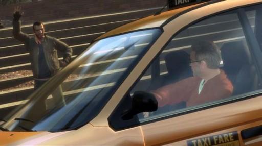 Taxi en GTA IV