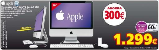 iMac en PC City