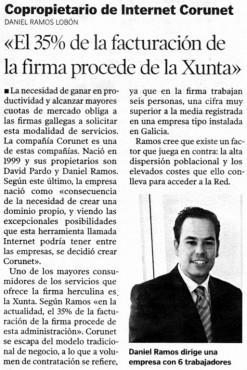 Daniel Ramos en La Voz