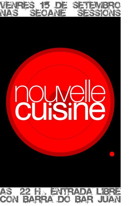 Nouvelle Cuisine na Fundación Luis Seoane