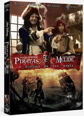 Piratas de Melide - A Película