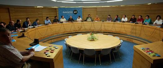 Asemblea Constituínte da Asociación PuntoGal