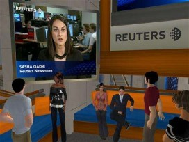 Reuters en Second Life