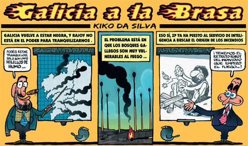 Tira de Kiko da Silva