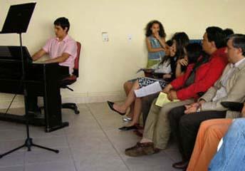 Conservatorio municipal de Melide