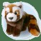 Peluche dun Firefox