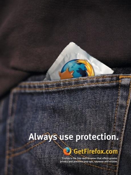 O Firefox: un navegador seguro