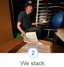 Imprimen os correos