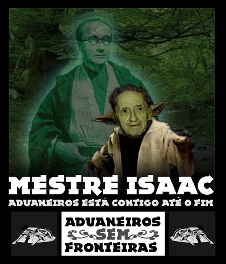 Aduaneiros co Mestre Isaac Díaz Pardo