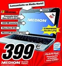 Medion Akoya Mini en MediaMarkt