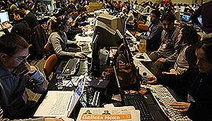 Los jovenes son los usuarios mas comunes de los blogs que se estan creando a diario en el ciberespacio