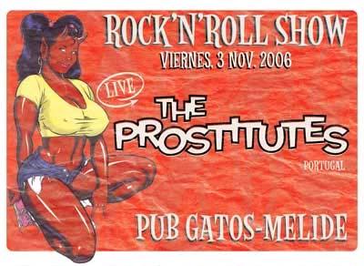 The Prostitutes en Melide