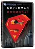 Superman: Doomsday en DVD