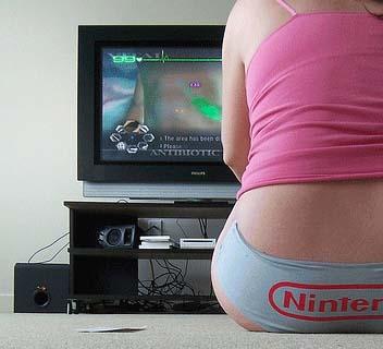 Afeccionada á Nintendo